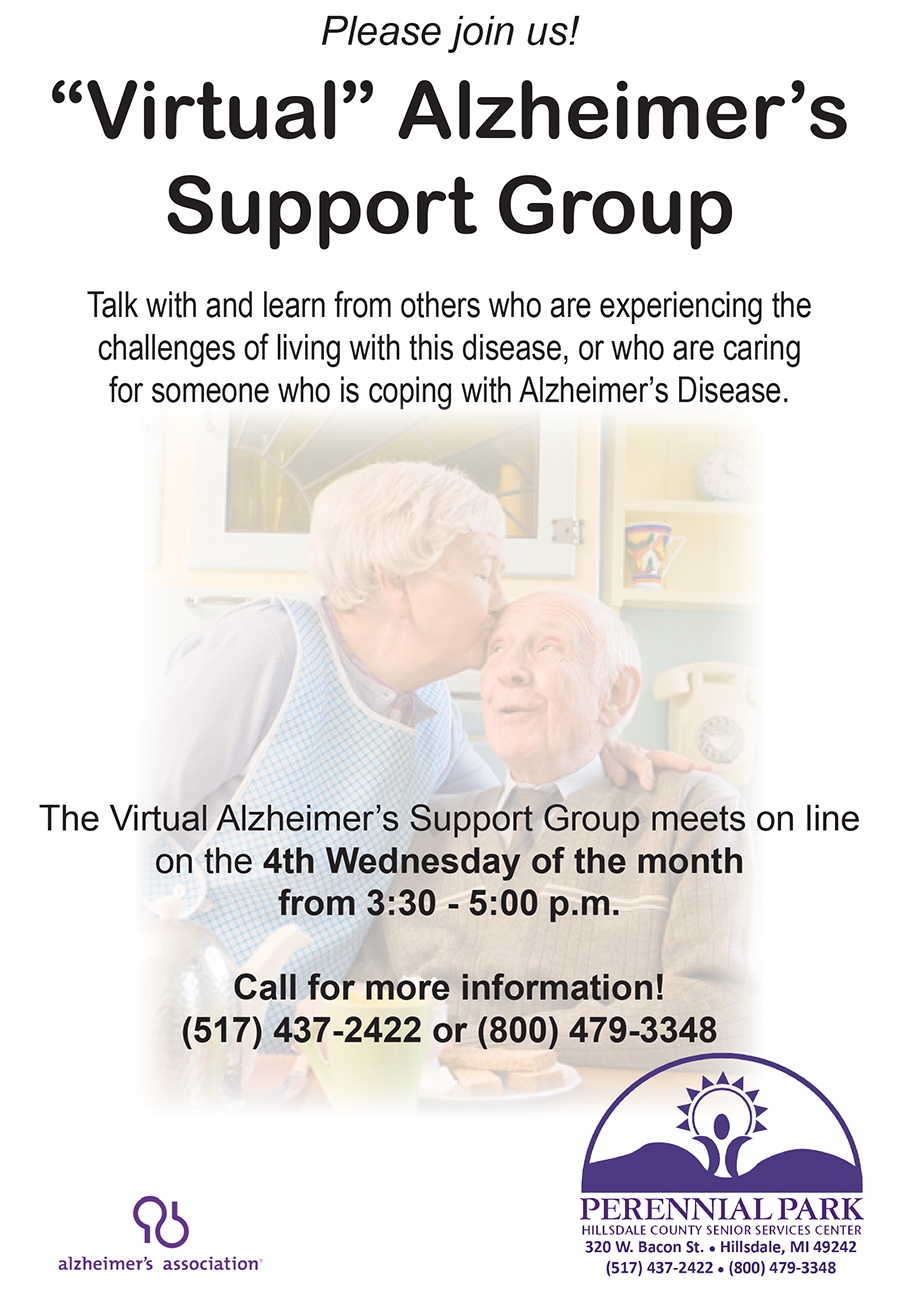 Alz Support VIRTUAL