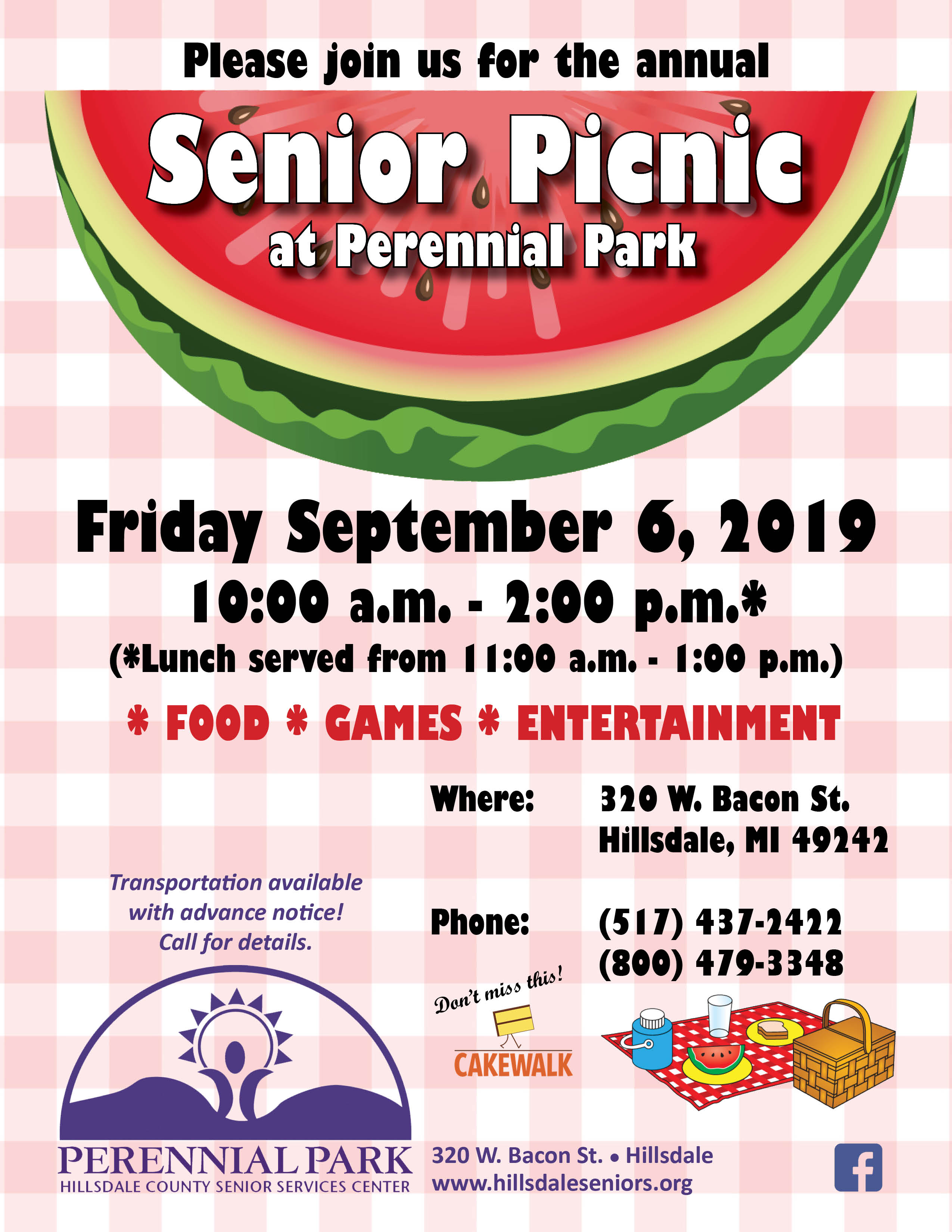 Senior Picnic Poster SMALL 2019