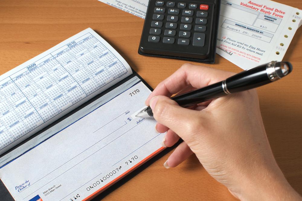 checkbook management workshop
